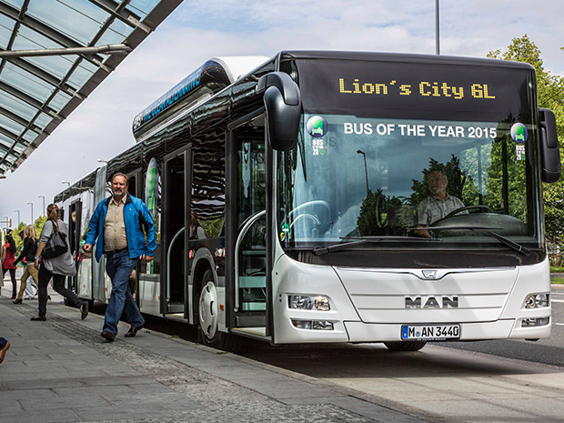 MAN LIONS CITY CNG