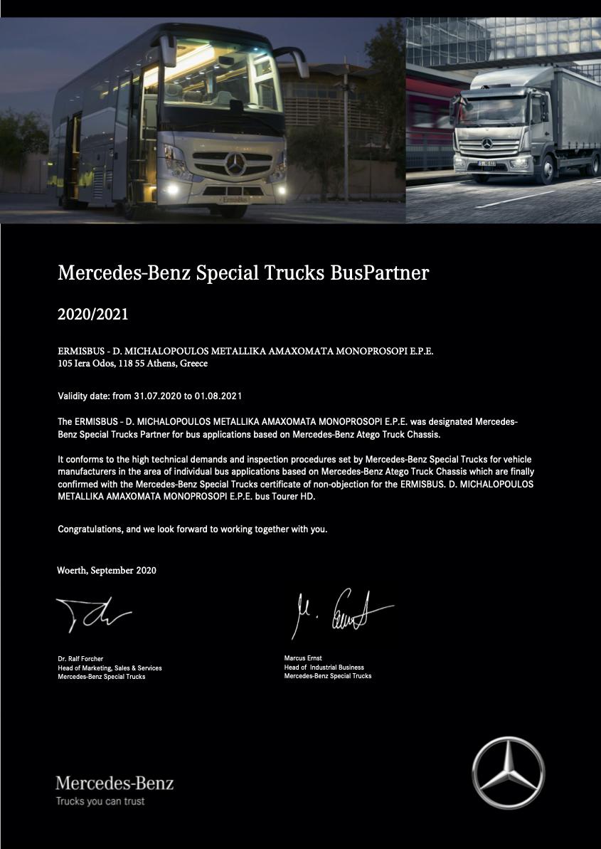 Mercedes Partner